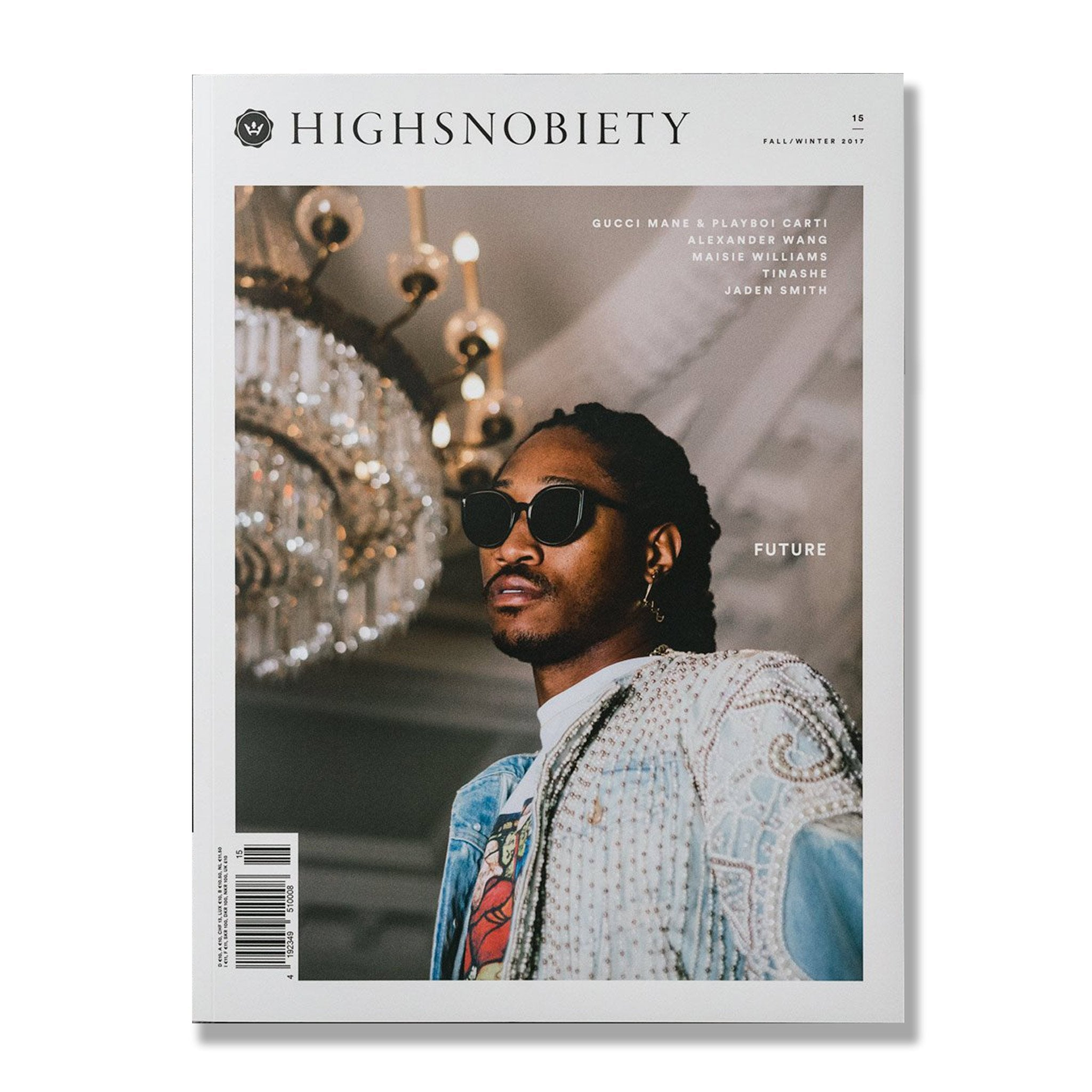 Highsnobiety Issue 15
