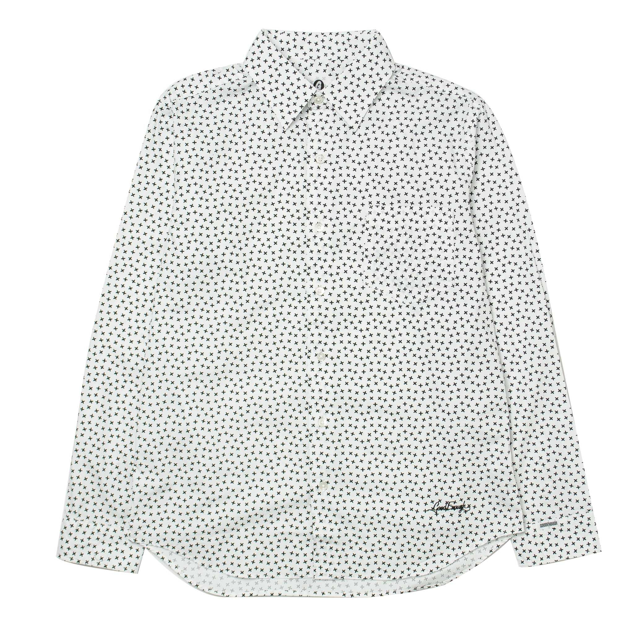 Floret Cross Dot Shirt