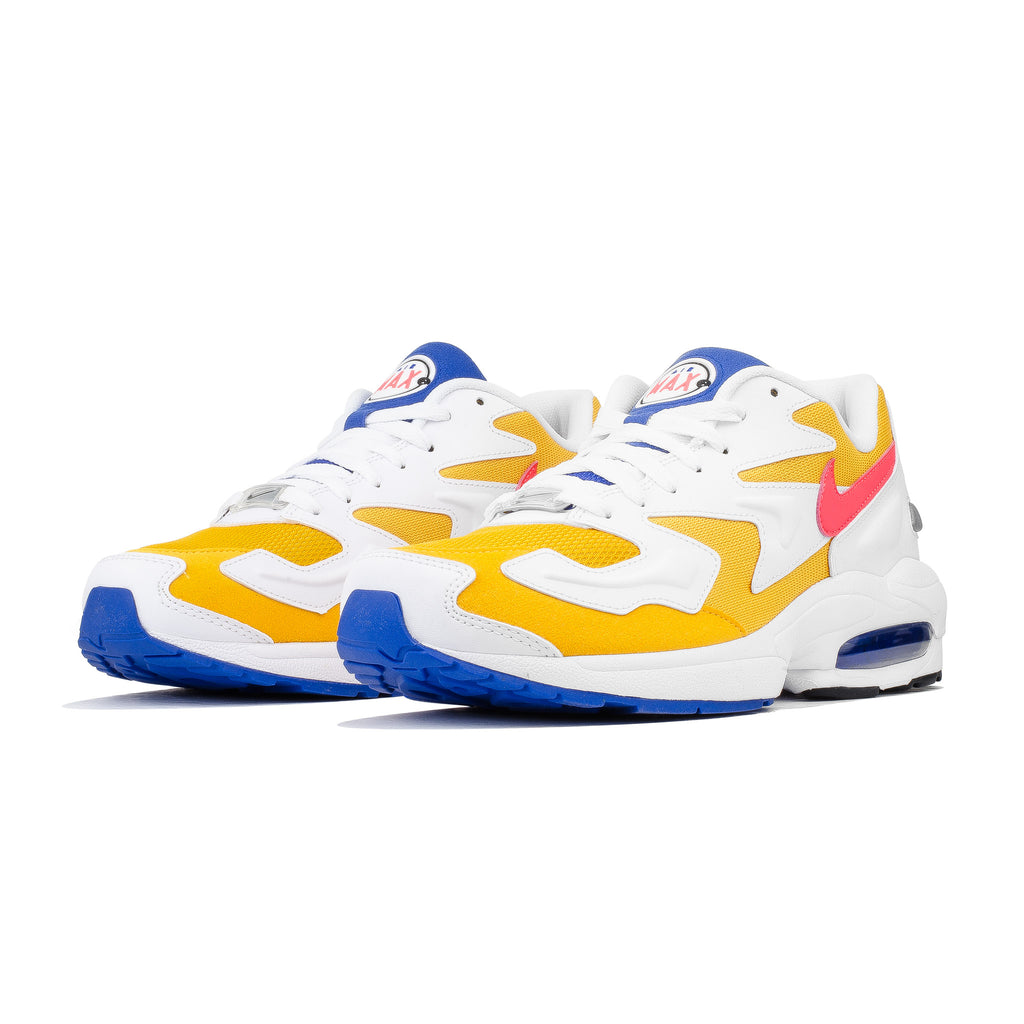 Air Max 2 Light AO1741-700 White University Gold