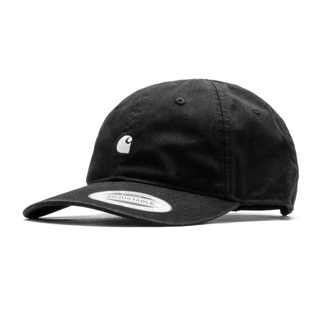 Madison Logo Cap I023750 Black
