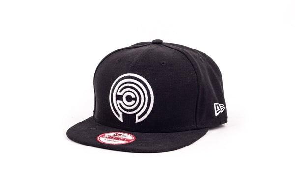 New Era C Logo Snapback