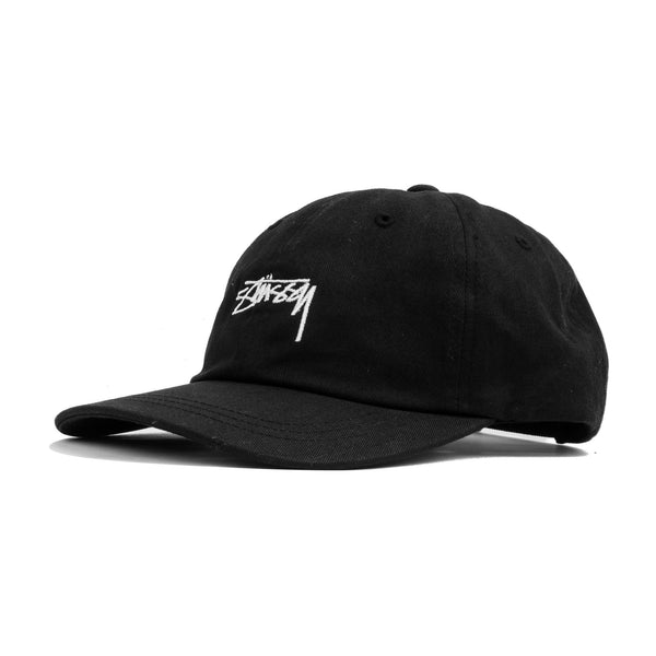Smooth Stock Low Cap Black