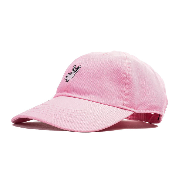 Rabbit Six Panel Cap Pink