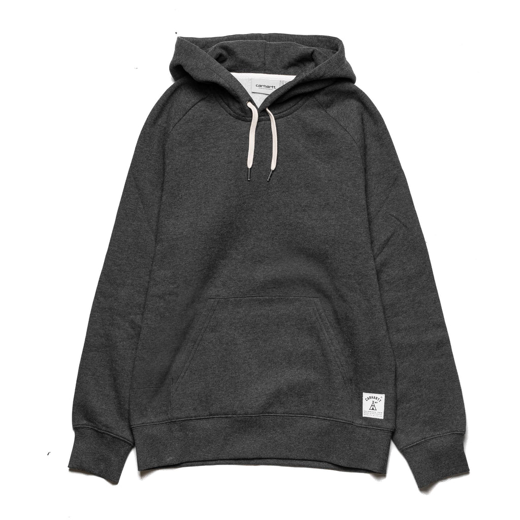 Hooded Holbrook Sweat I018041 Black