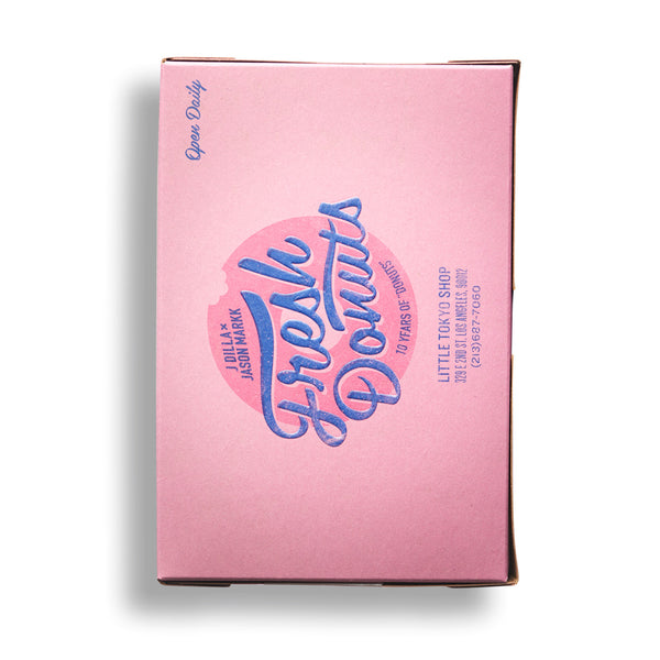 "Jason Markk x JDilla ""Fresh Donuts' Kit"