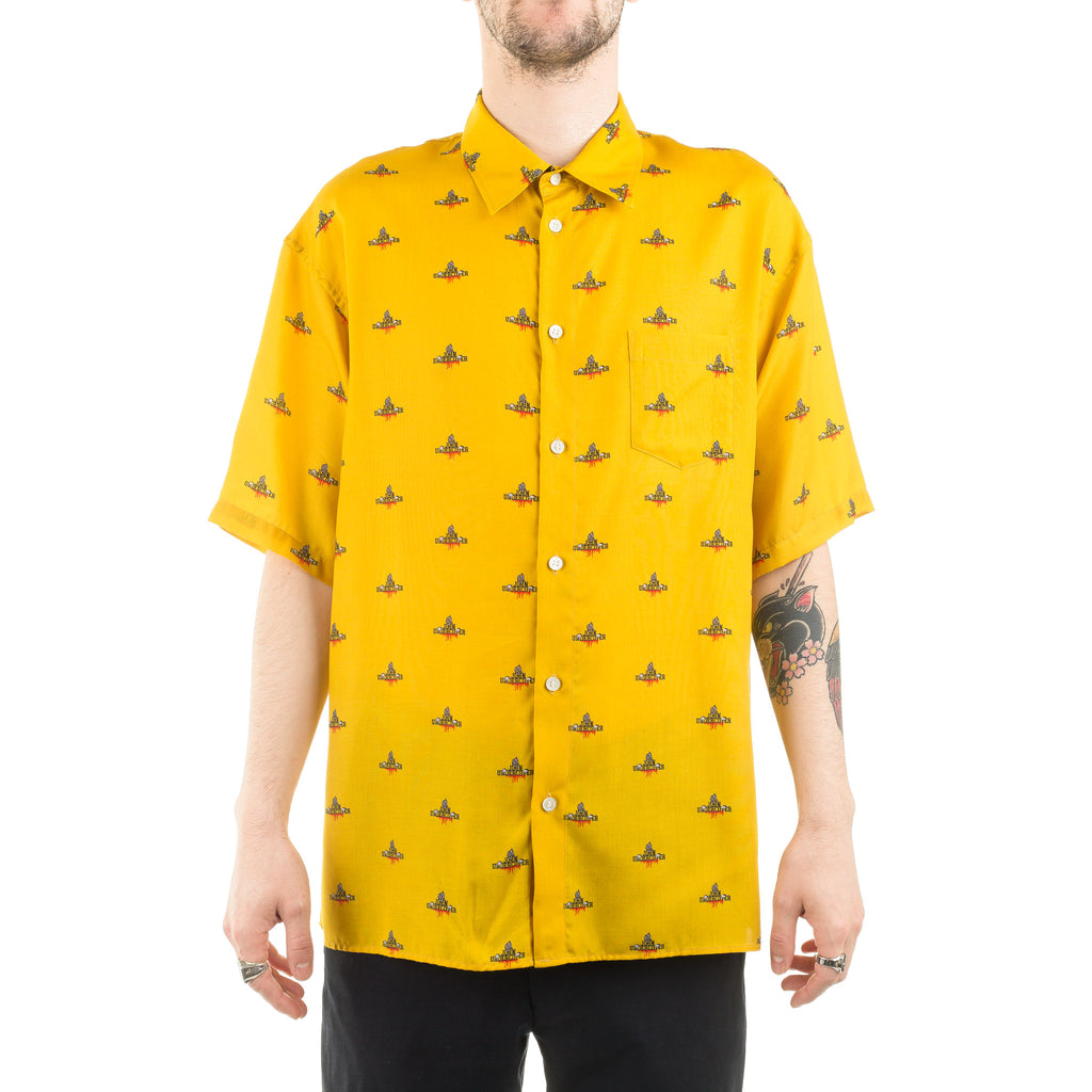 JUW4403 S/S SHIRT Yellow