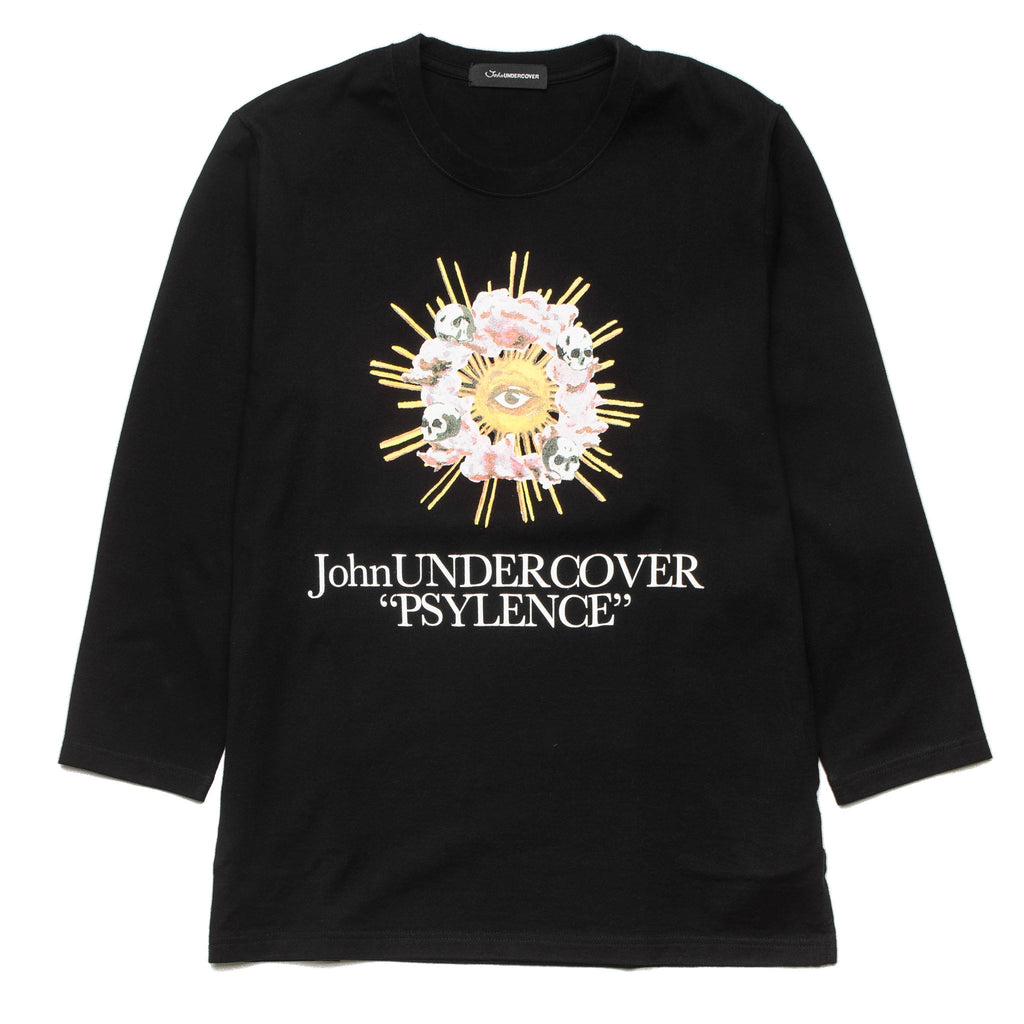JohnUndercover Tee JUU4806 Black
