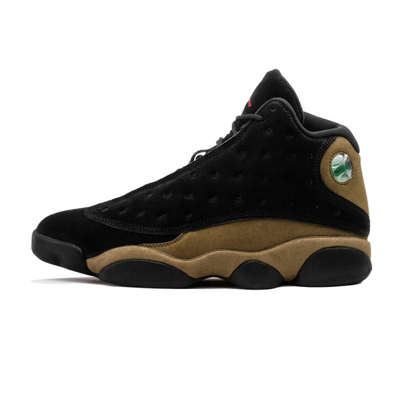 Air Jordan 13 Retro 414571-006 Black Olive
