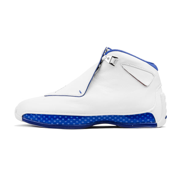 Air Jordan 18 Retro AA2494-106 White/Royal