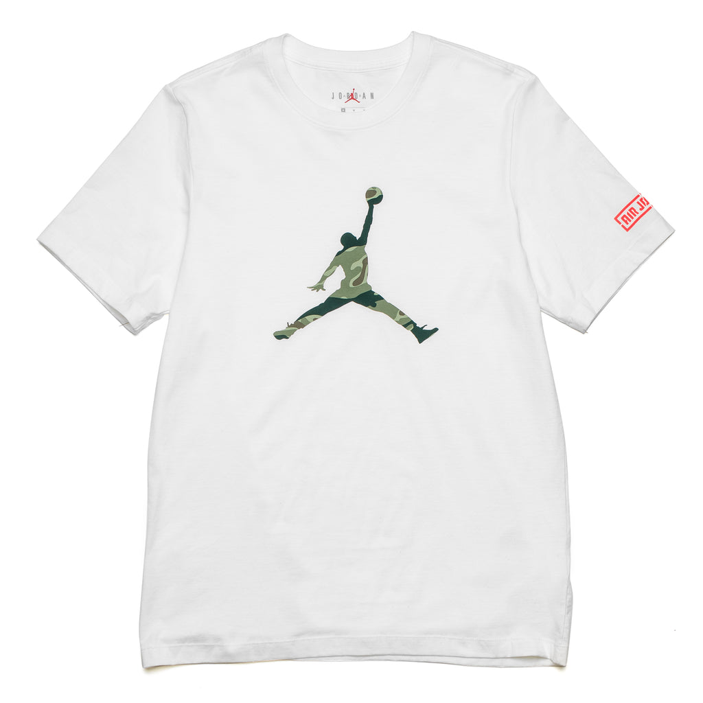 Jordan City of Flight Tee AT9180-100 White