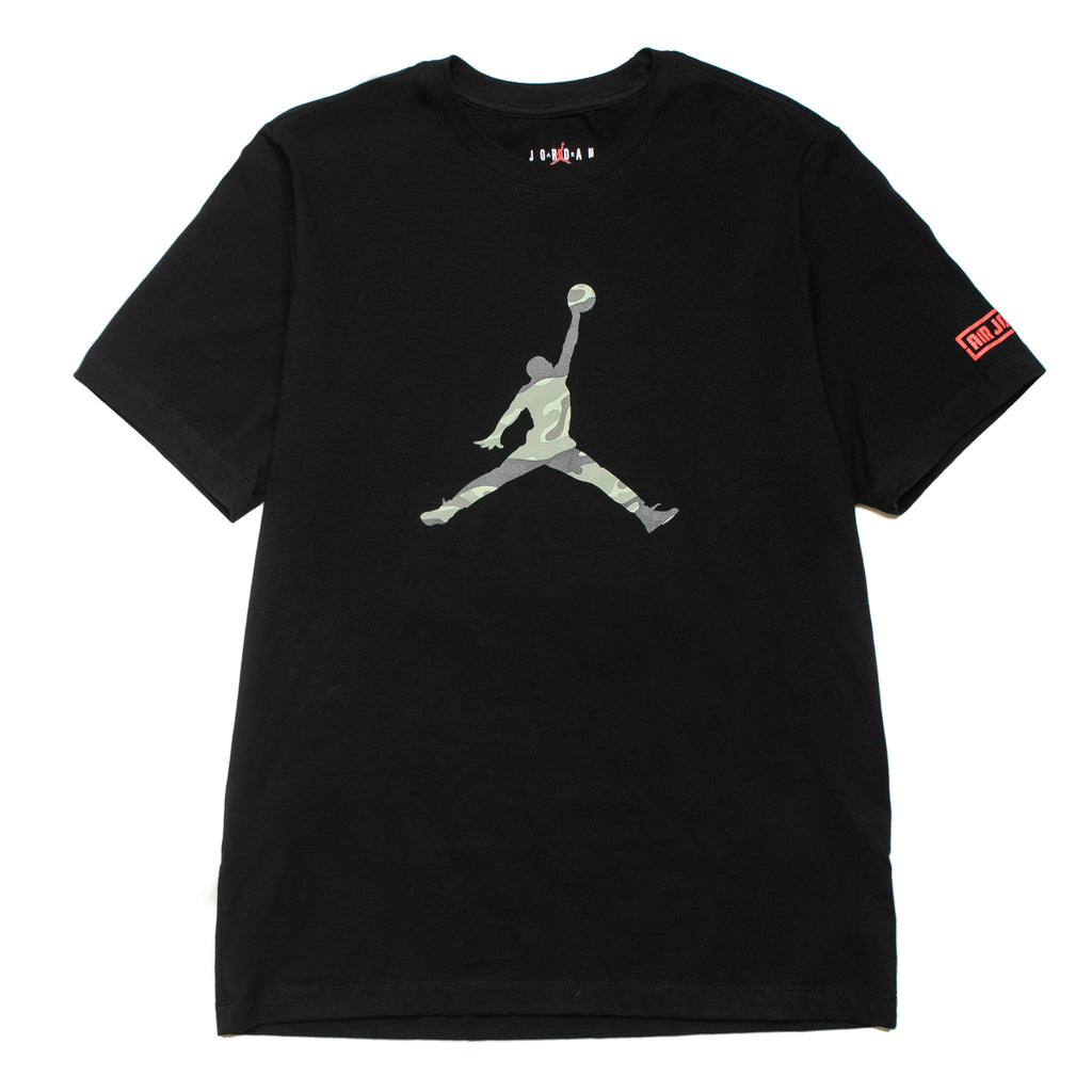 Jordan City of Flight Tee AT9180-010 Black