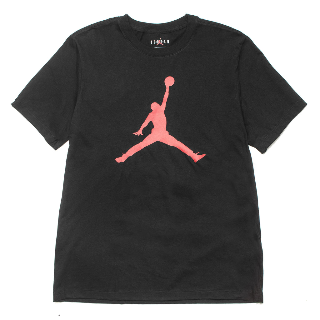 Jumpman Logo Tee CJ0921-010 Black