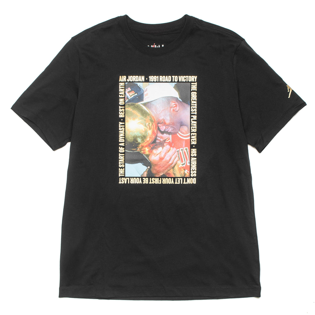 Remastered Photo Tee AT8936-010 Black