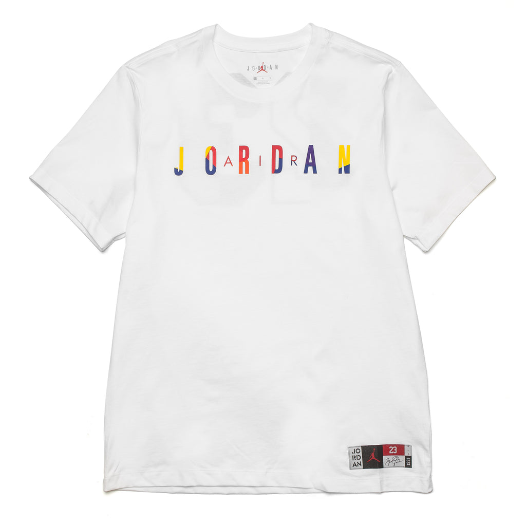 Jordan DNA Tee AT8942-100 White