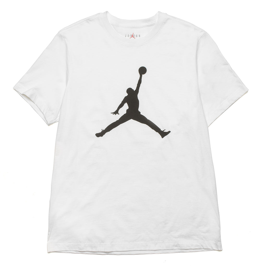 Jumpman Logo Tee CJ0921-100 White