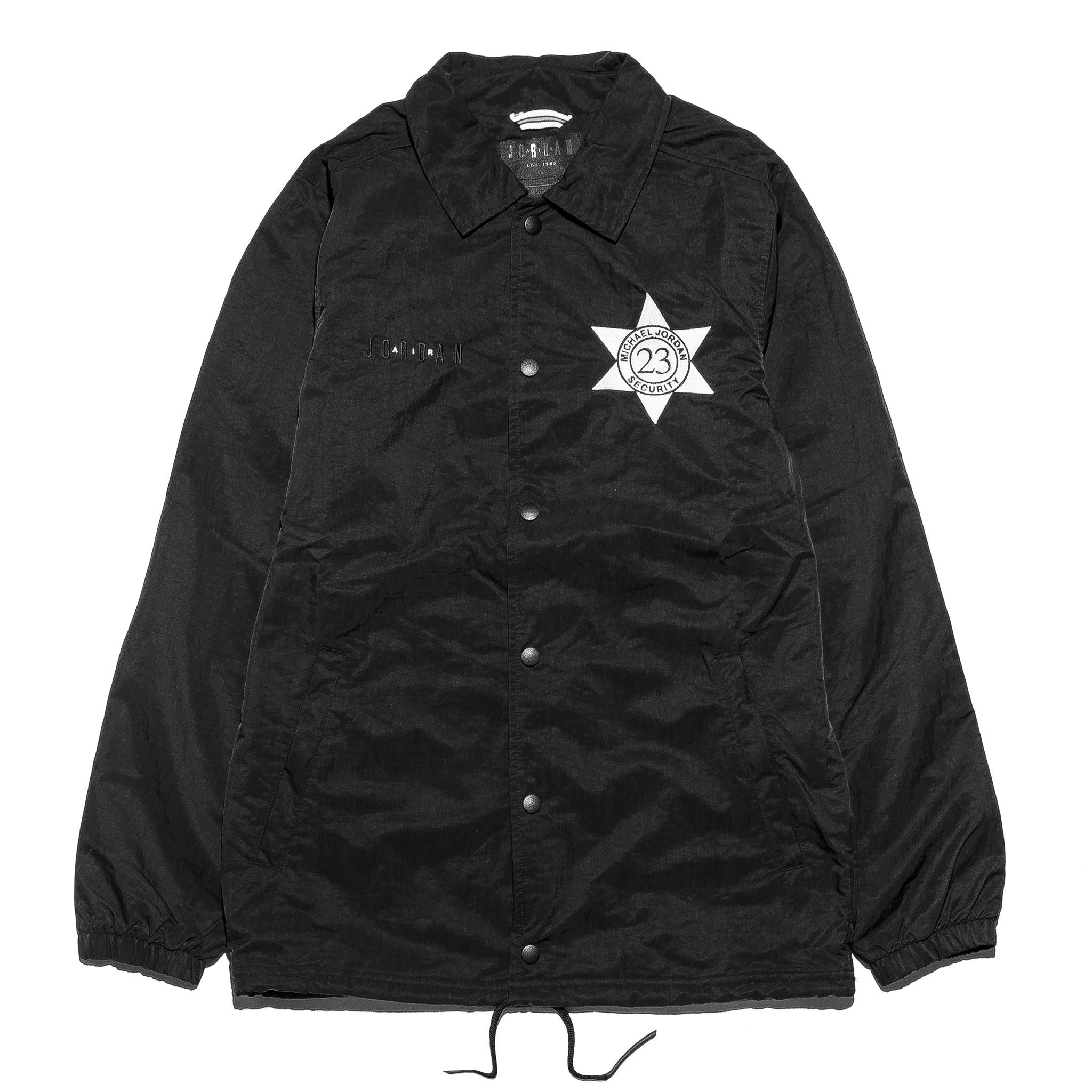 Jordan Pinnacle Security Jacket 835951-010 Black