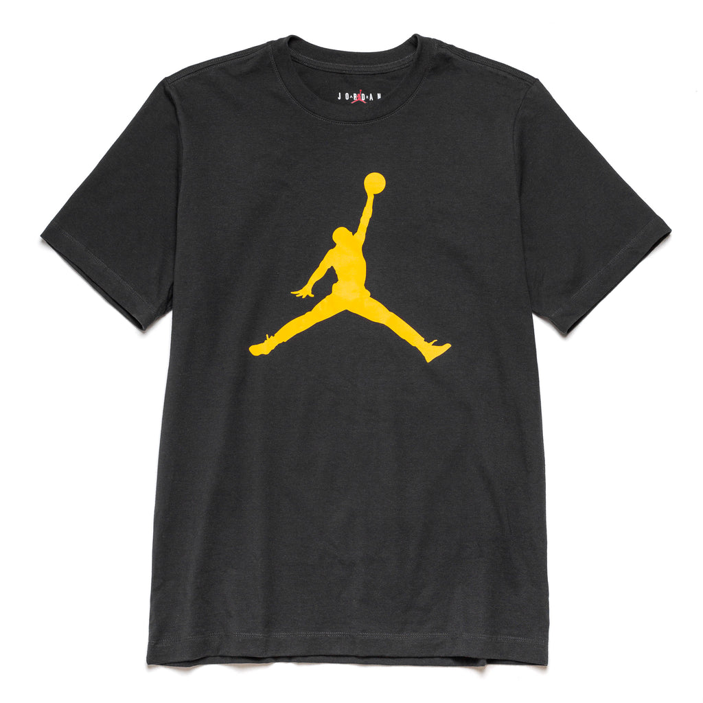 Jordan Jumpman Logo Tee CJ0921-070 Dark Smoke