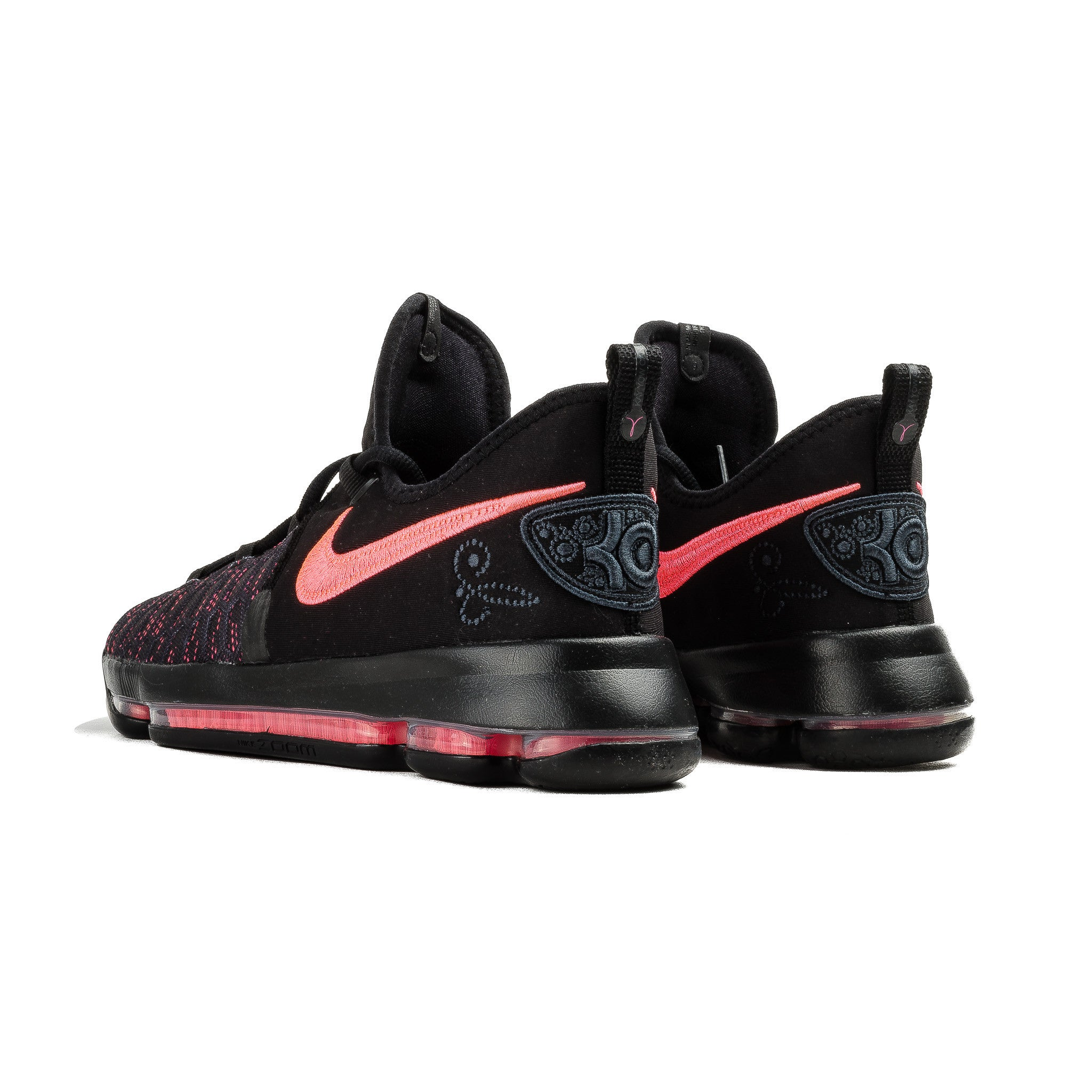 Nike Zoom KD9 PRM GS 869999-060 Aunt Pearl