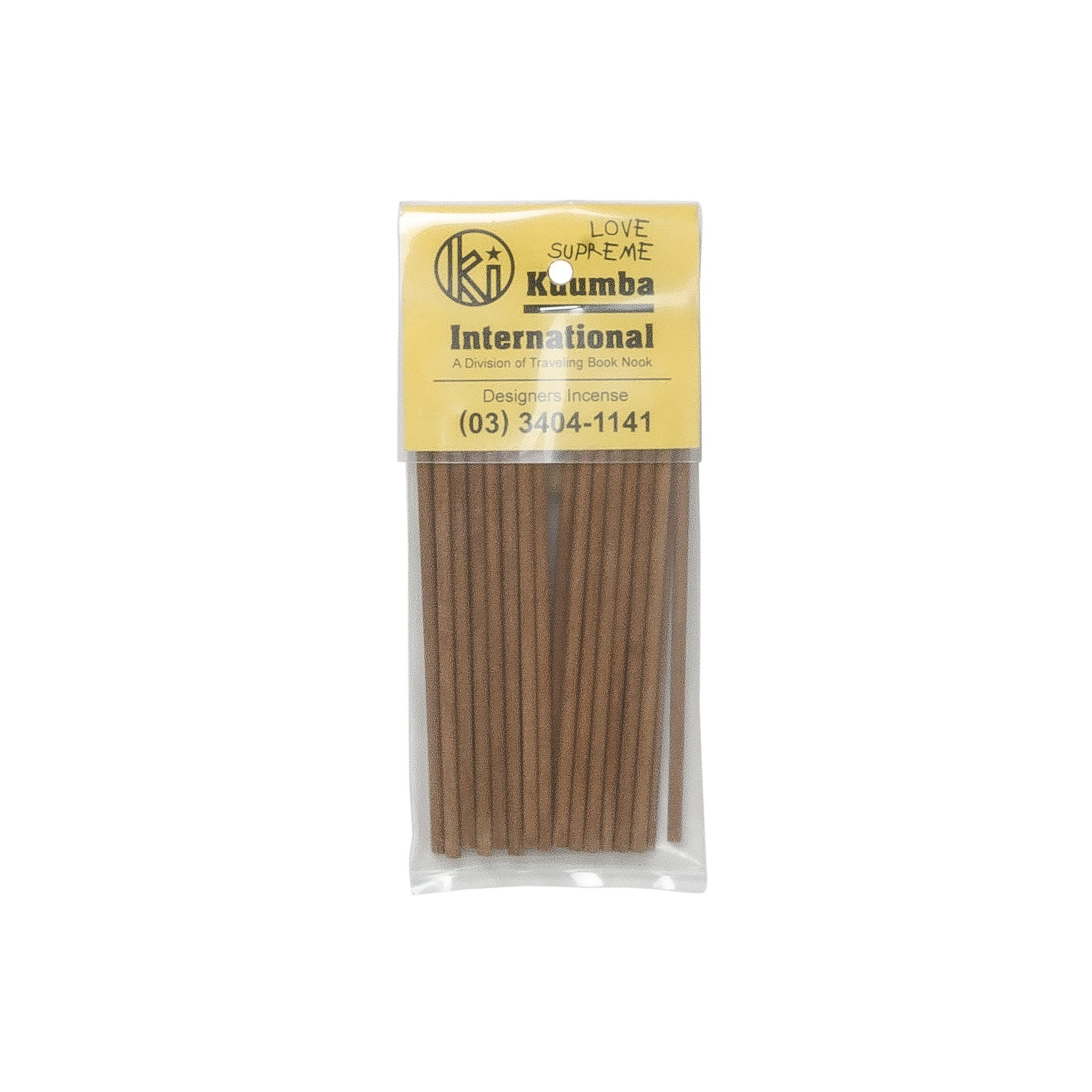 Love Supreme Mini Incense