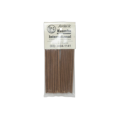 Amber Mini Incense