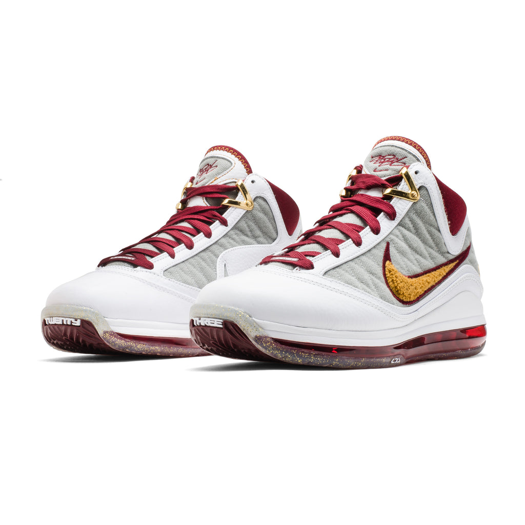 Lebron VII QS CZ8915-100 Team Red