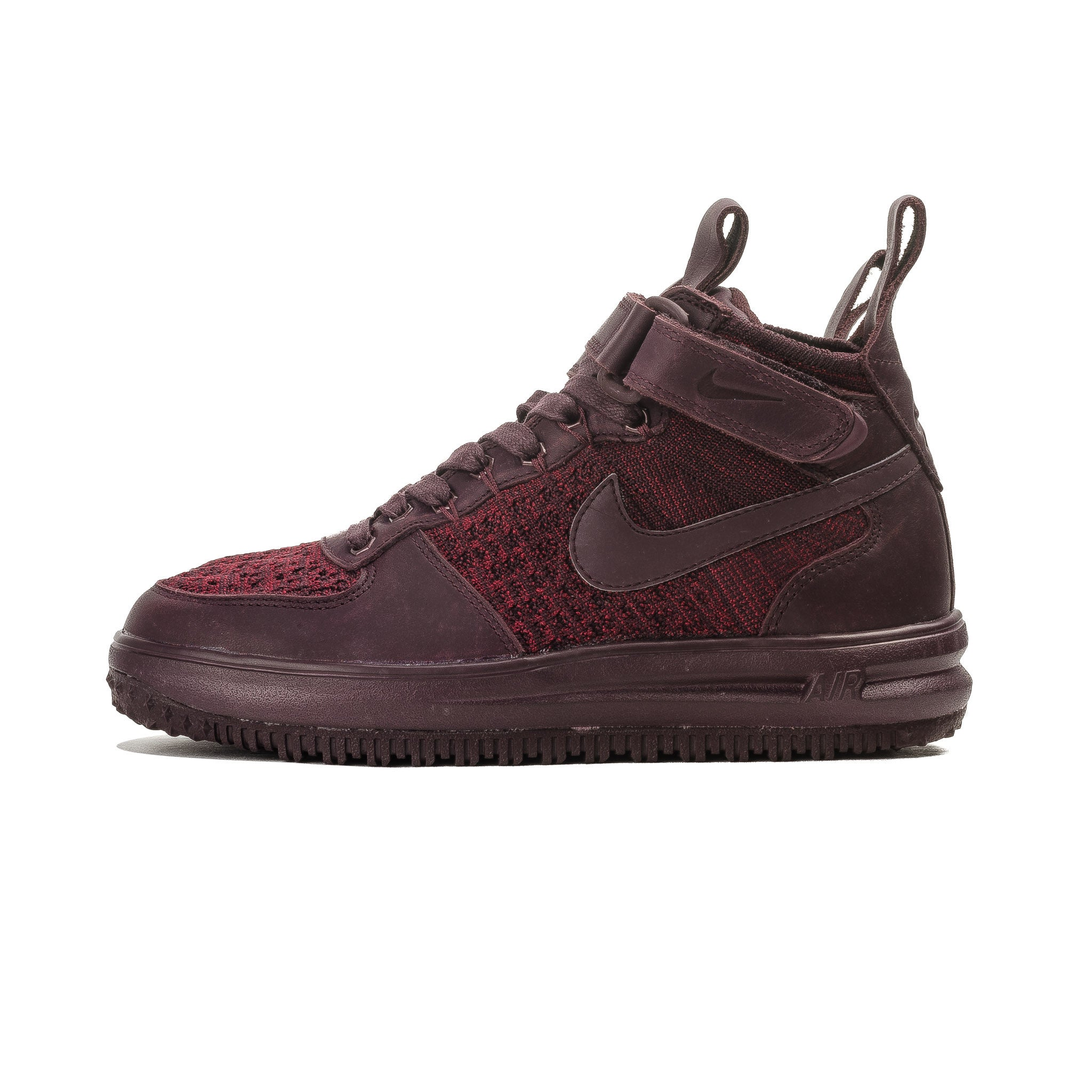 W LF Flyknit Workboot 860558-600 Burgundy