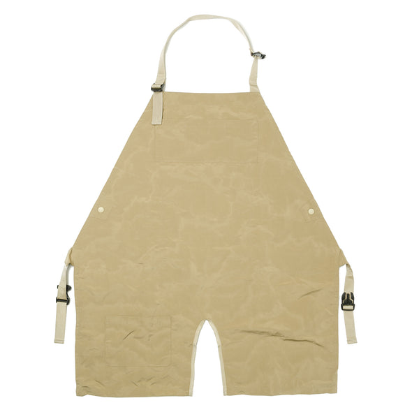 "Grown-Up Bib ""Paint & Supply"" Beige MW-AC16108"