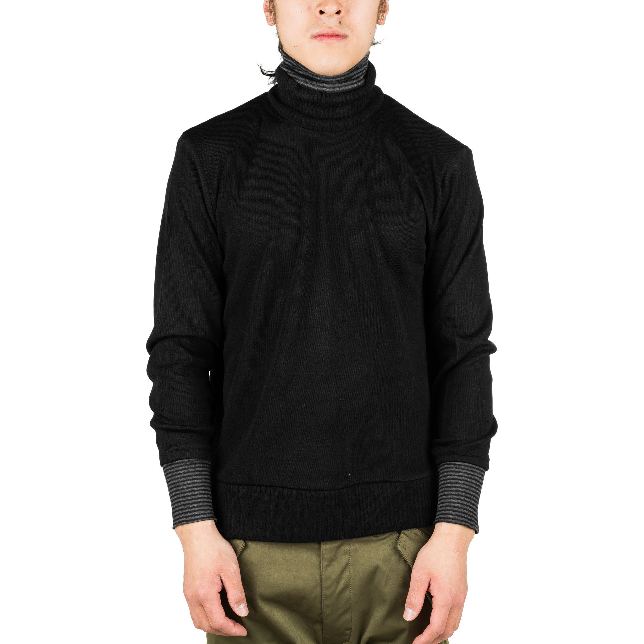 WL-C-17 W Turtleneck Black