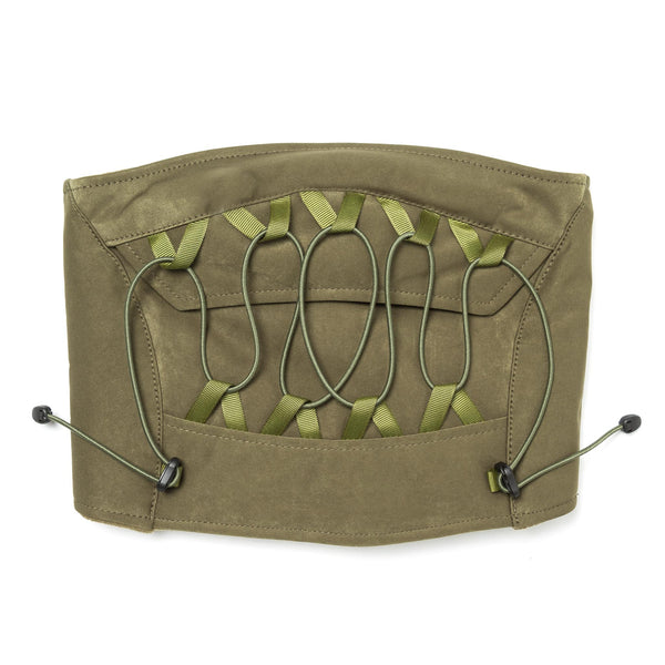High Density Neck Warmer Khaki