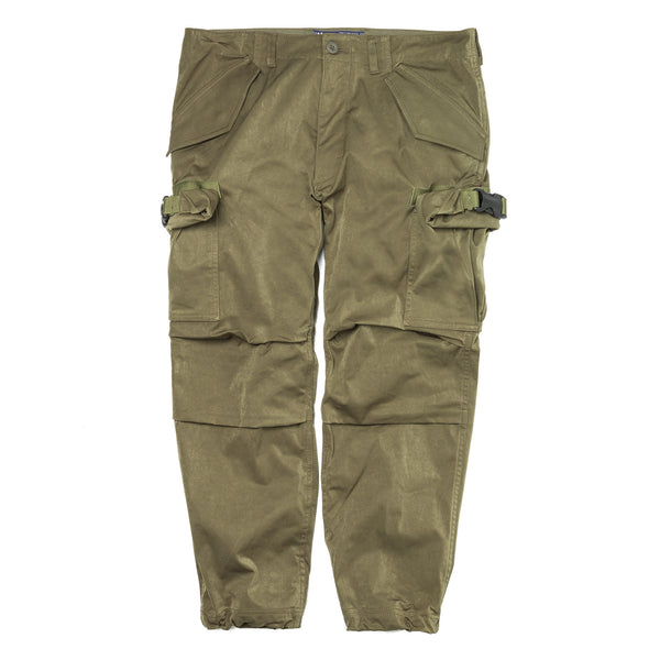 High Density Smooth Cargo Khaki