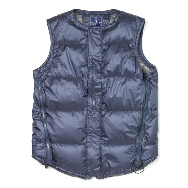 Loop Zip Down Vest A.F.B