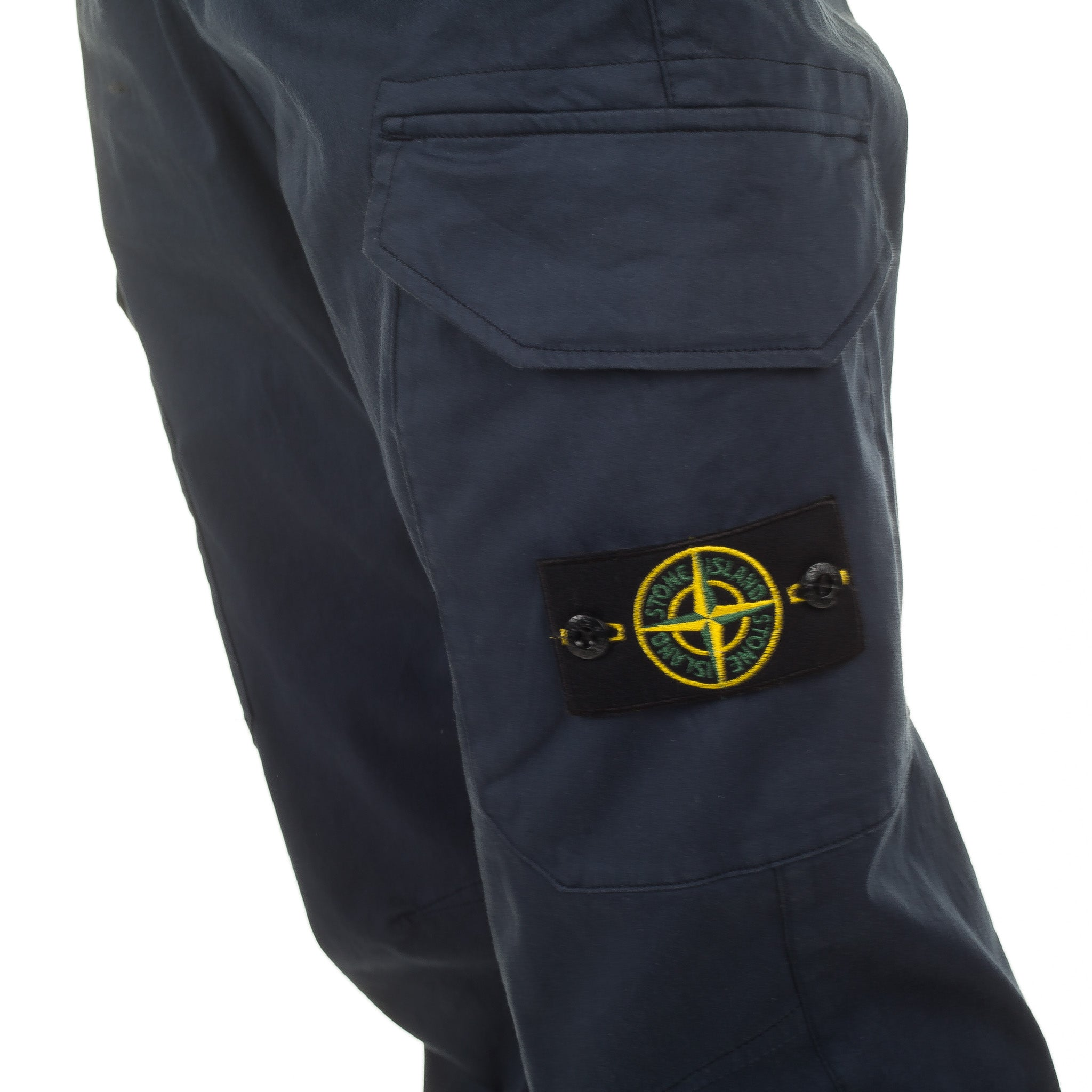 Cargo Pant with Flap Pockets 721531409 Navy
