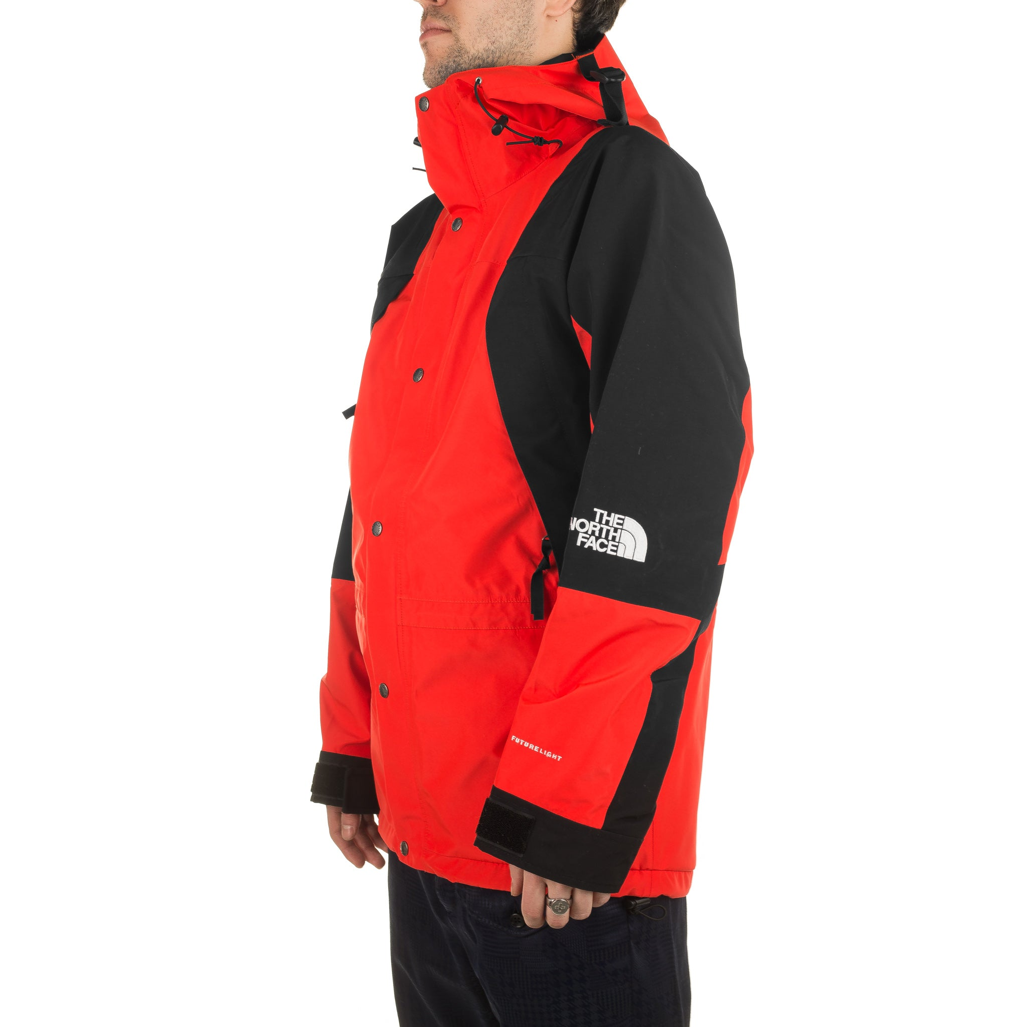 TNF 1994 Mountain Light Jacket NF0A4R5215Q Fiery Red