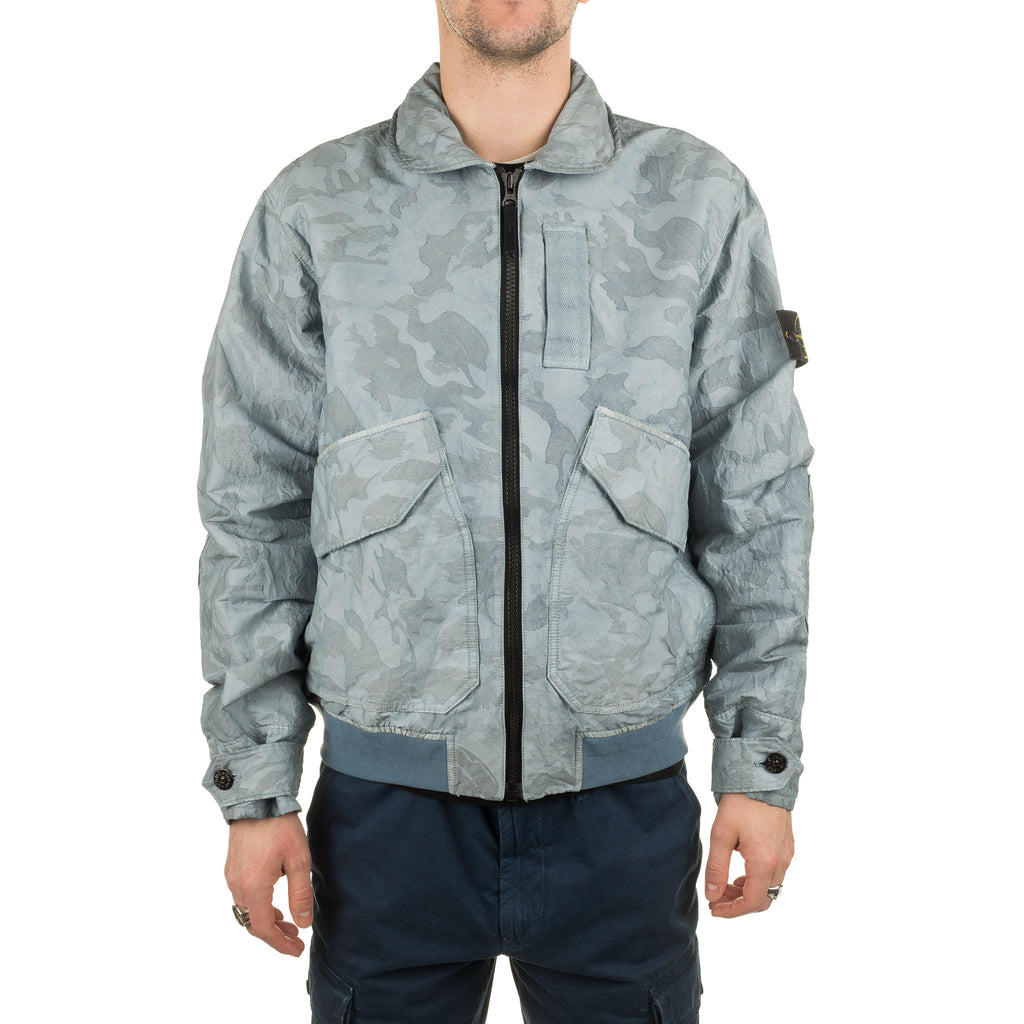 Big Loom Camo-TC Bomber Jacket Camo