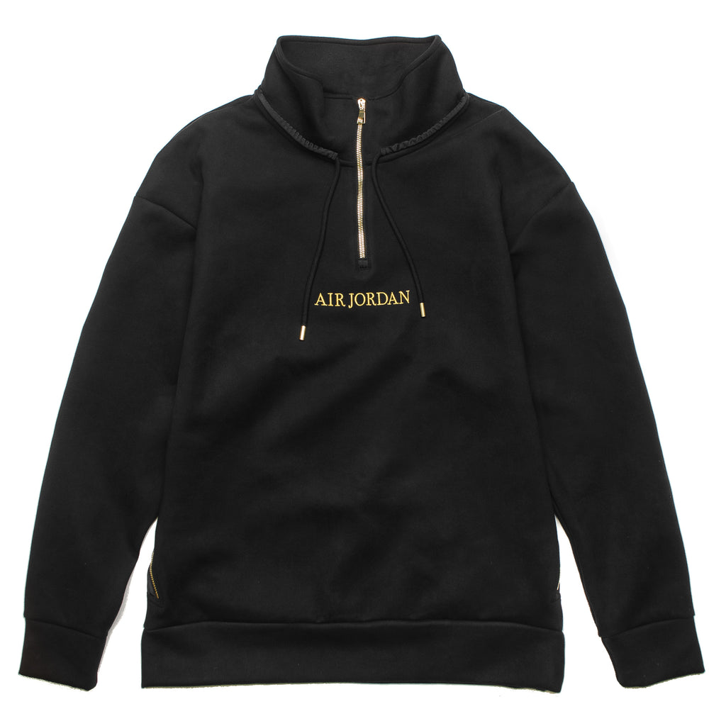 Jordan Remastered 1/4 Zip Up AT9820-010 Black