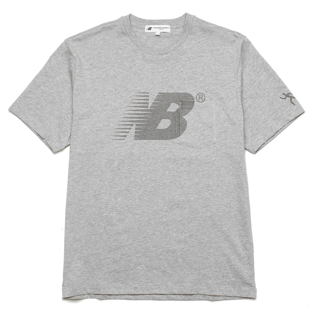 x Engineered Garments Tee MT93675 Grey