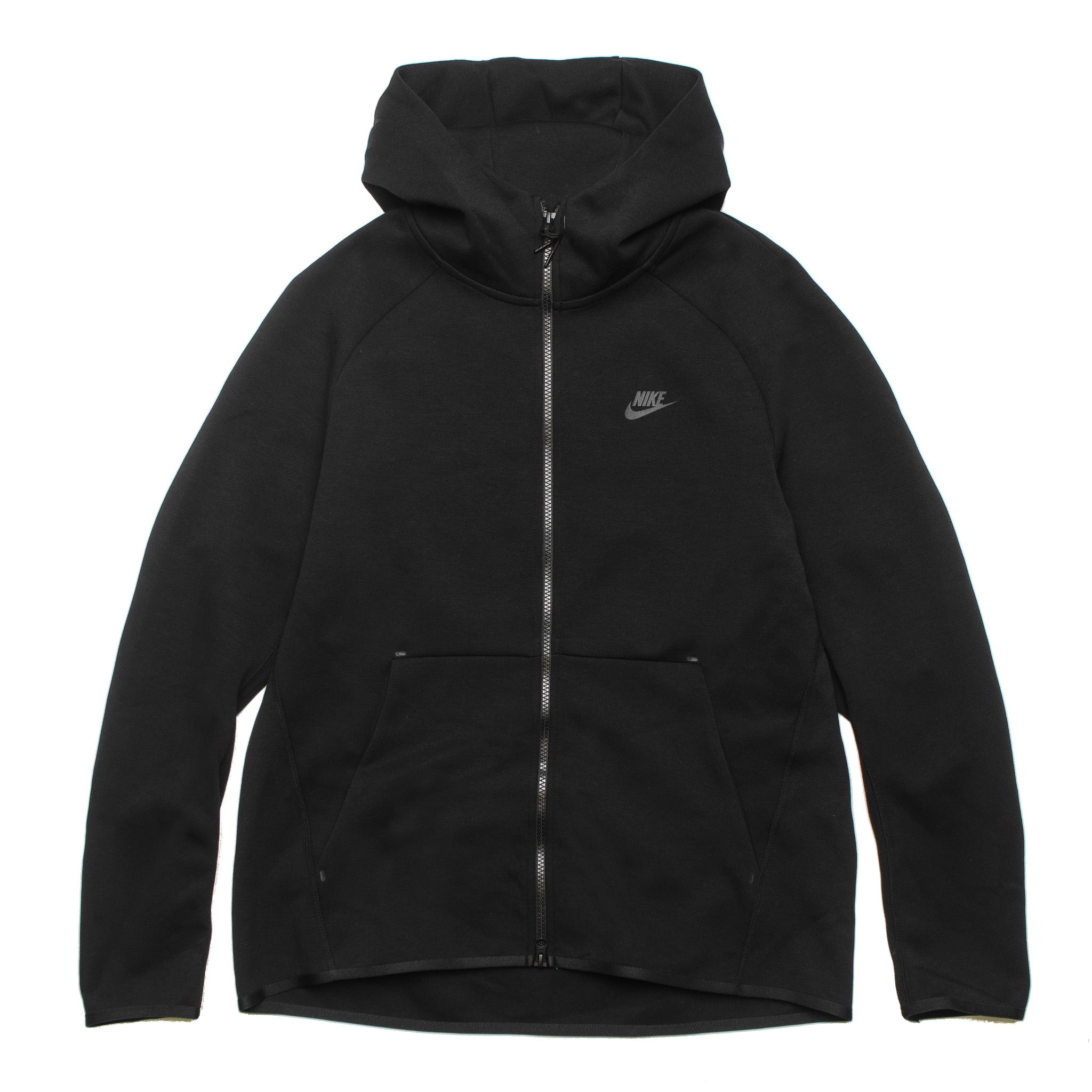 Tech Fleece Zip Hoodie 928483-010 Black