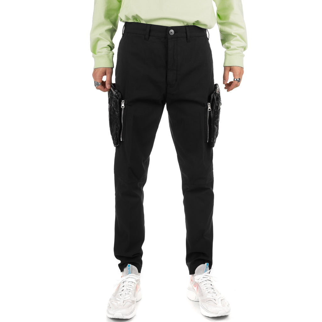SP Gabardine Cargo Pants 711930308 Black