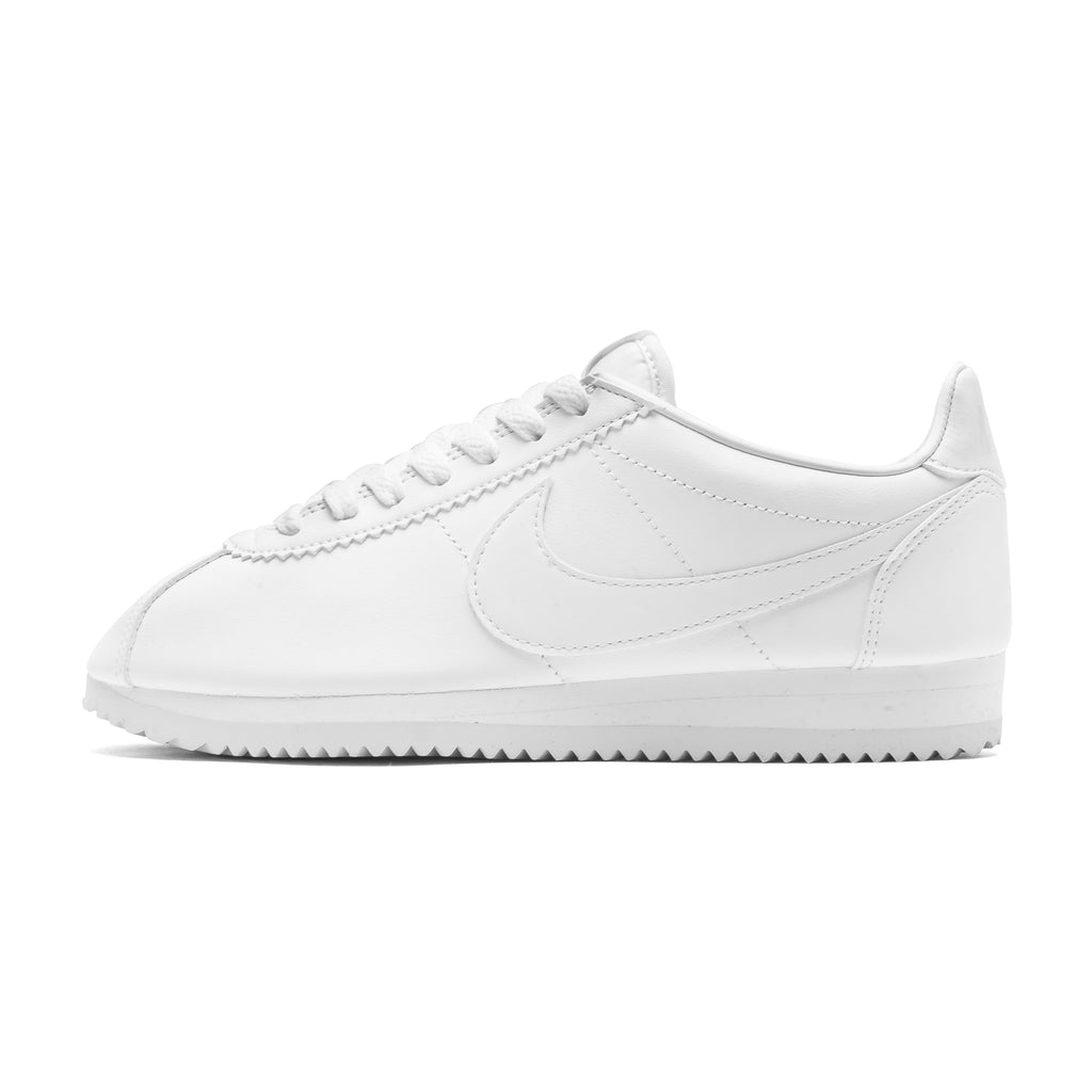 WMNS Cortez Leather 807471-102 White