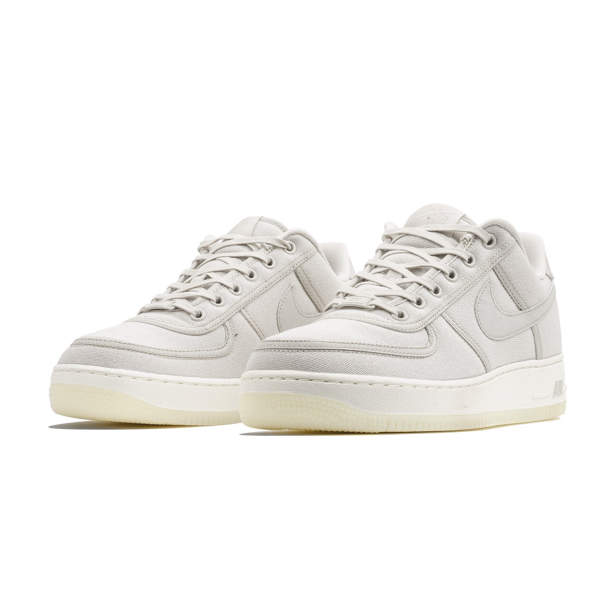huge discount 931c7 f3f5b Air Force 1 Low Retro QS CNVS AH1067-003 Light Bone