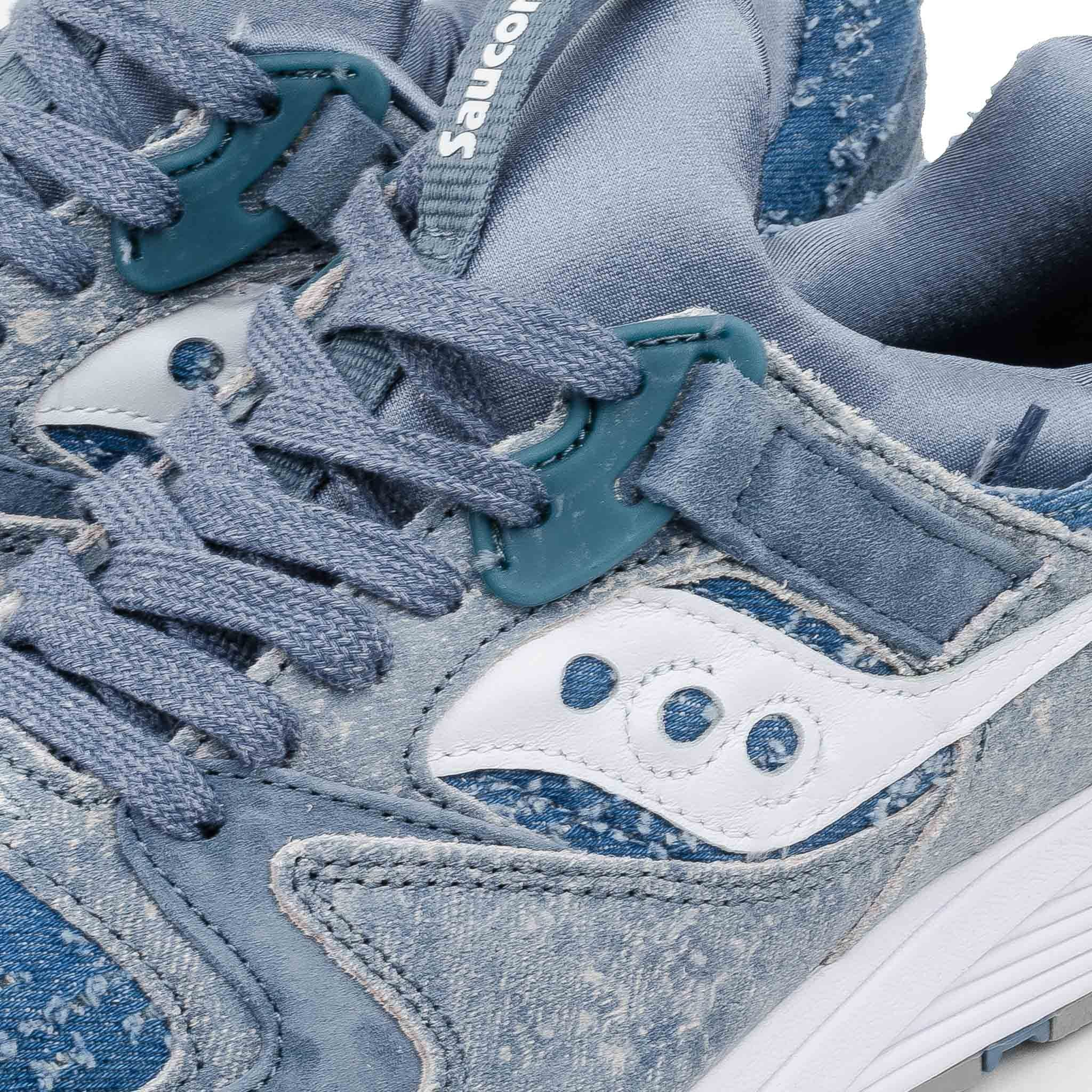 Grid 8500 Blue Denim S70343-1