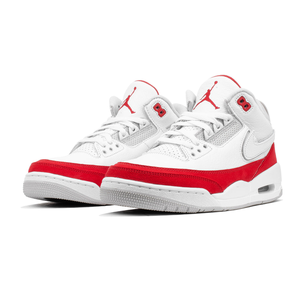 Air Jordan 3 Retro TH SP CJ0939-100 White University Red