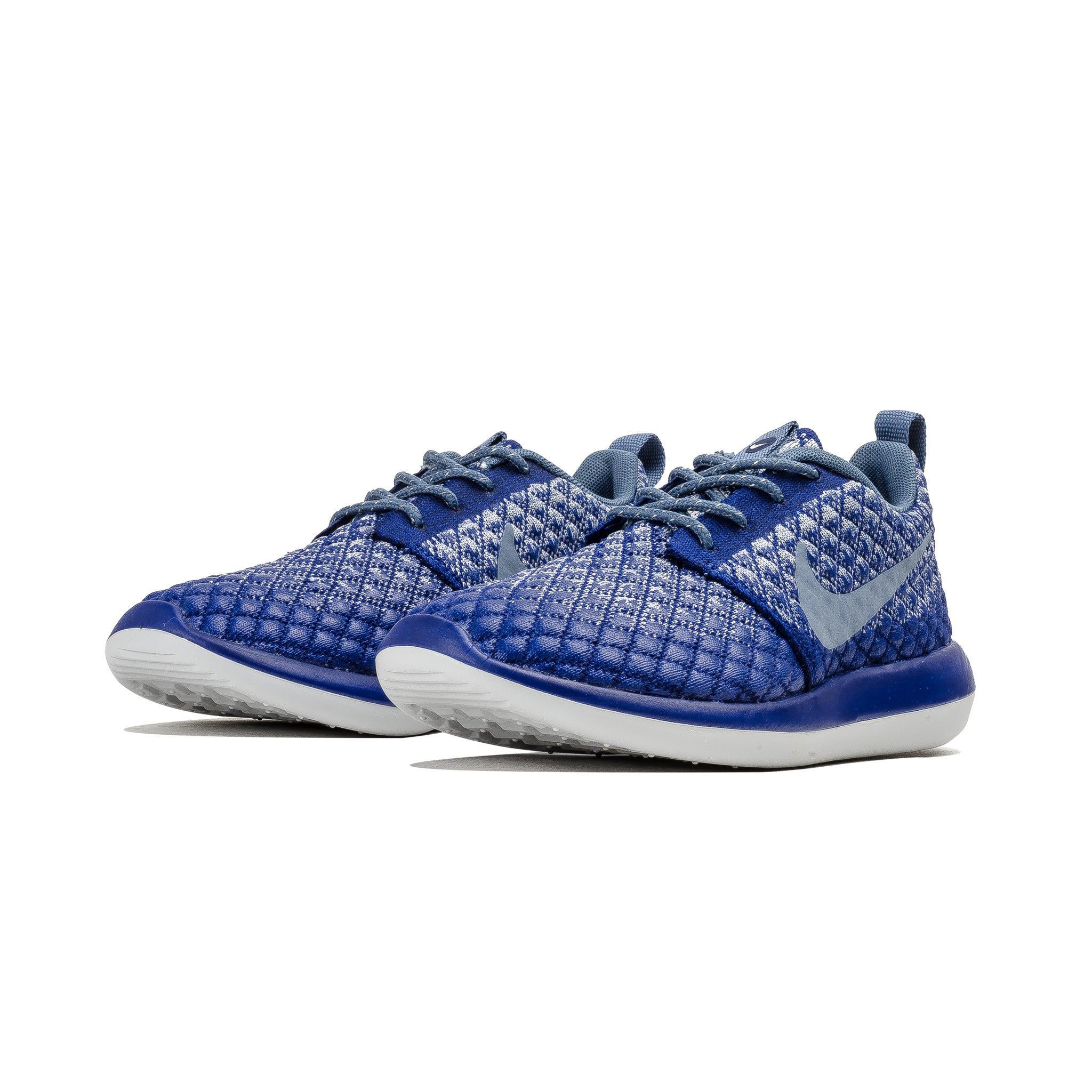 W Roshe Two Flyknit 365 861706-400 Deep Royal