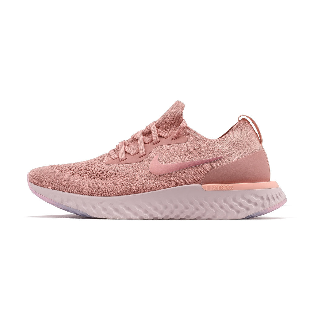 W Epic React Flyknit AQ0070-602 Rust Pink