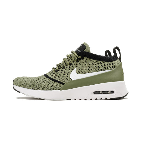 W Air Max Thea Ultra Flyknit 881175-300 Palm Green
