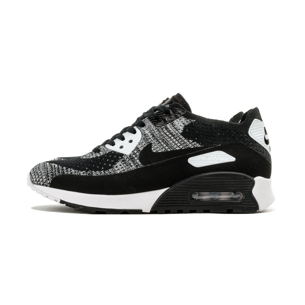 W Air Max 90 Ultra Flyknit 881109-002 Black