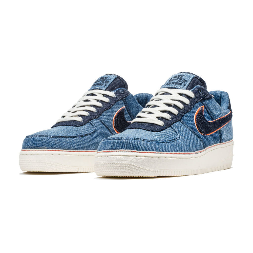 Air Force 1 07 PRM 905345-403 Stonewash Blue