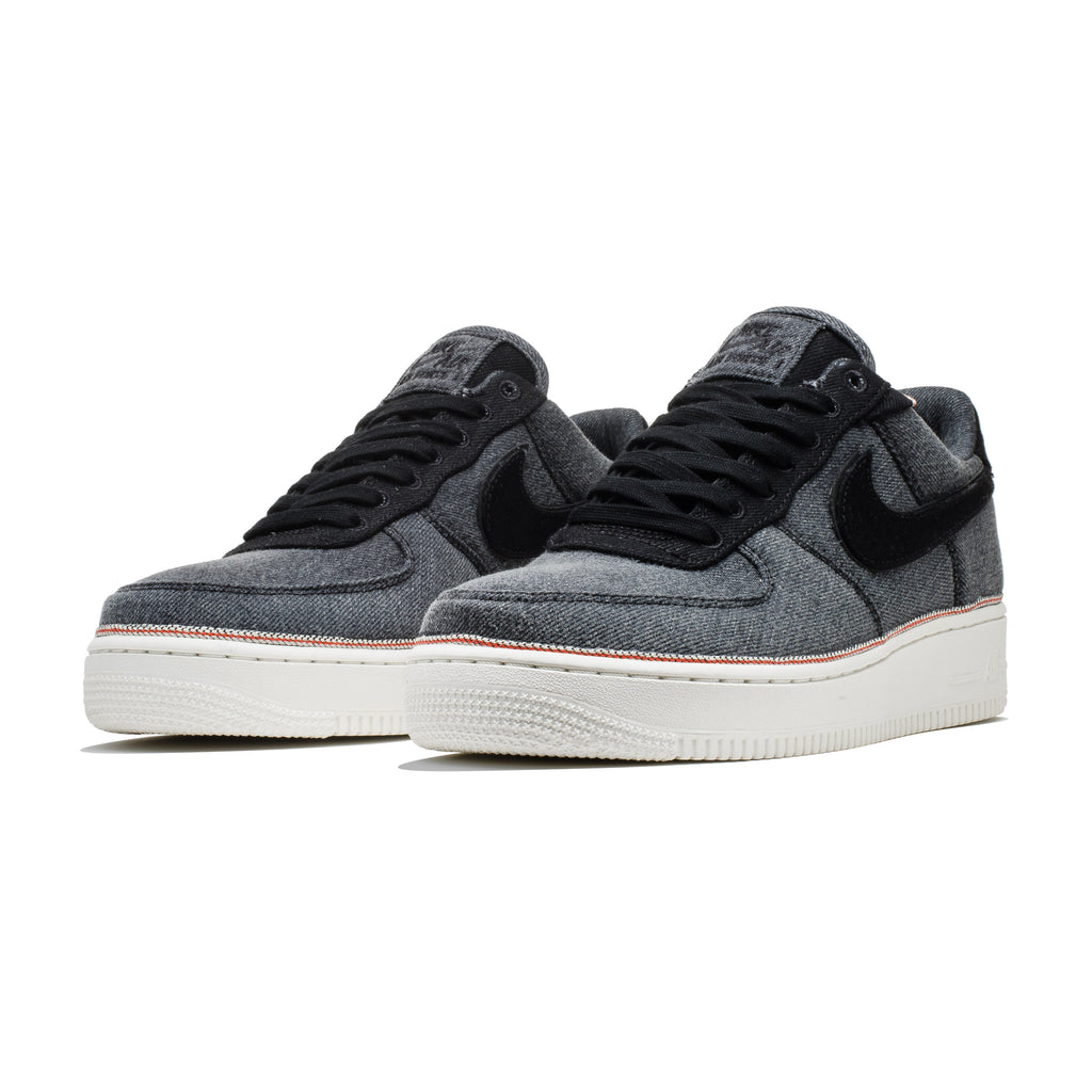 Air Force 1 07 PRM 905345-006 Denim Black