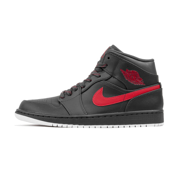 Air Jordan 1 Mid 554724-045 Anthracite