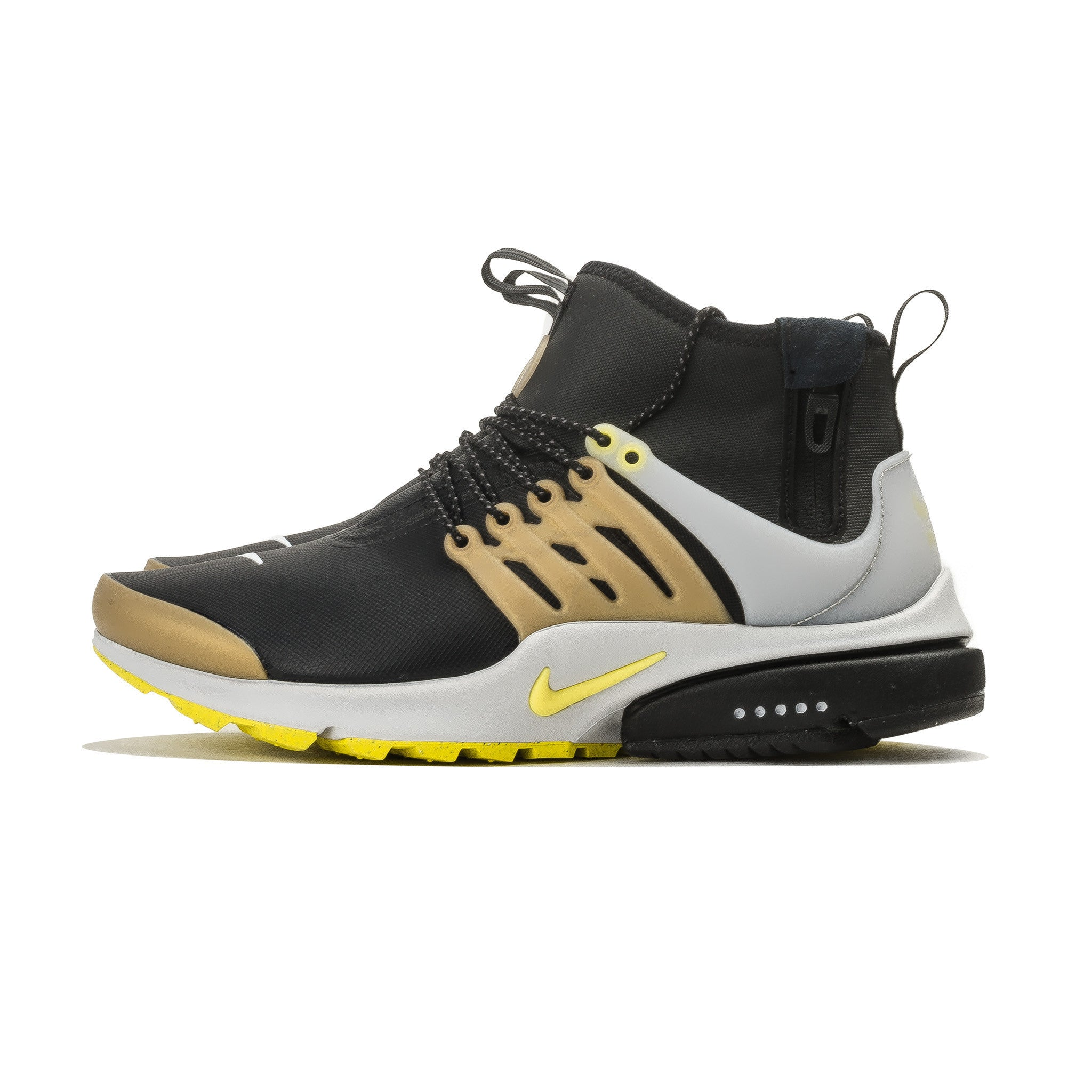 Air Presto Mid Utility 859524-002 Black